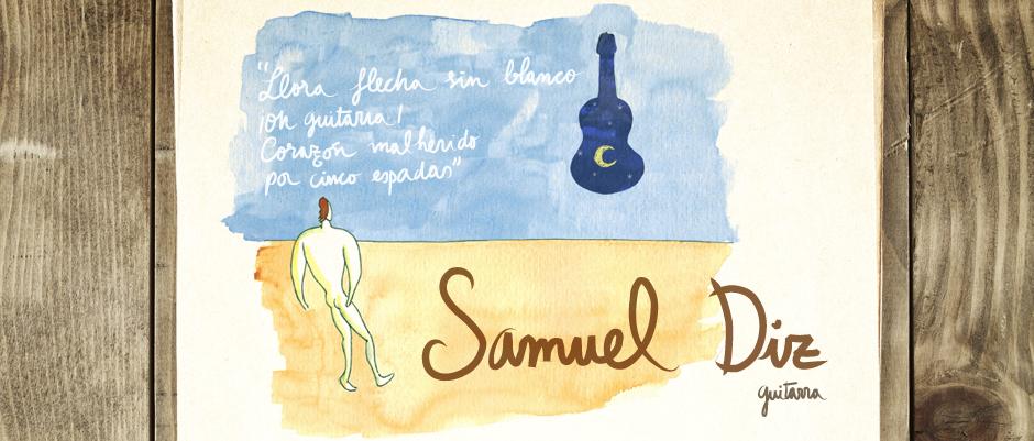 homepage Samuel Diz AIE