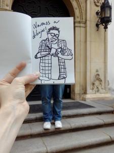 SketchShooting de Sara2