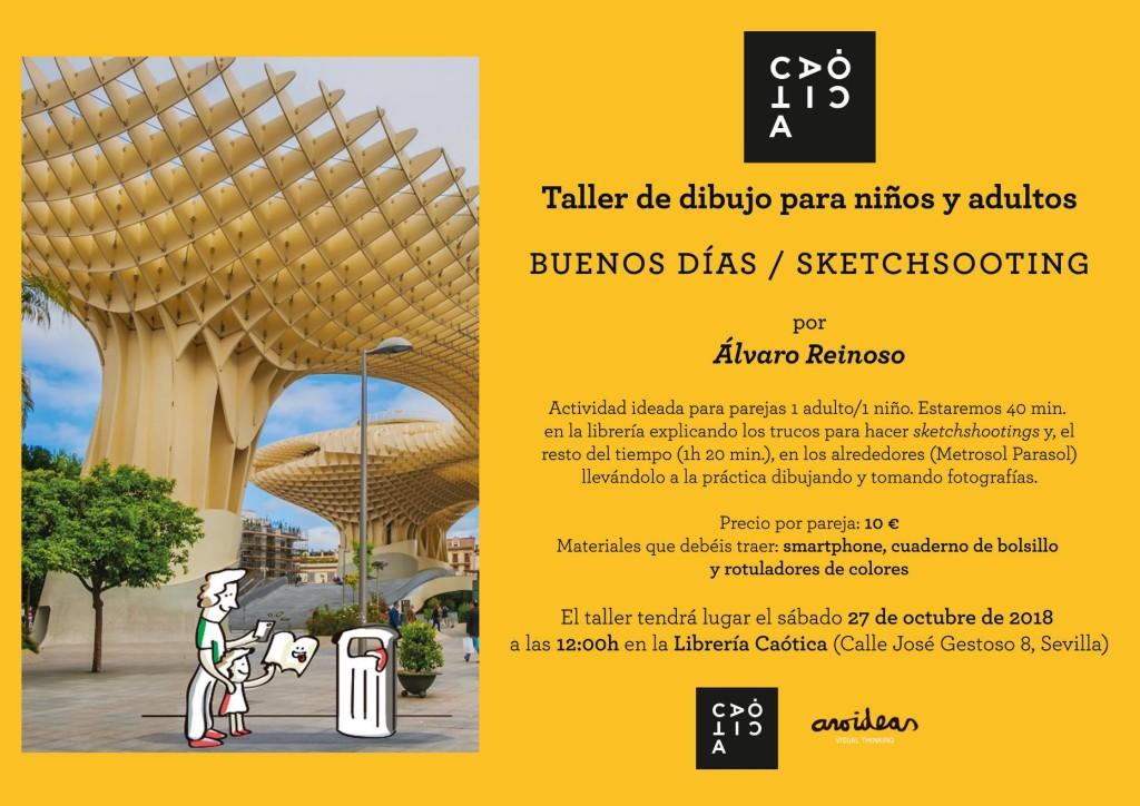 anuncio_buenos_dias_aro_taller